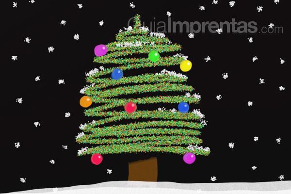 Cómo Felicitar Las Navidades De La Forma Más Original Guiaimprentas Com